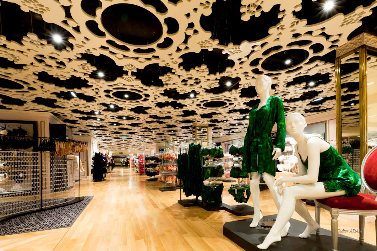 Galeries Lafayette - Phase IV